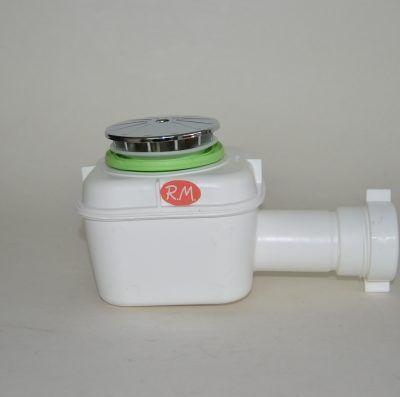 Válvula inspeccionable desagüe ducha Bonomini Ø 75 mm
