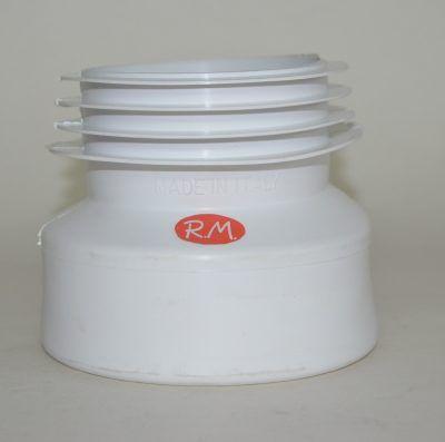 Manguito WC concéntrico Ø 100 - 110 mm