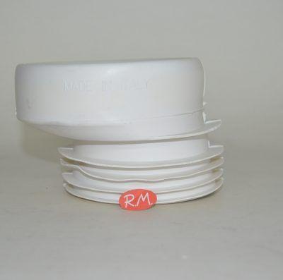 Manguito WC excéntrico Ø 100 - 110 mm