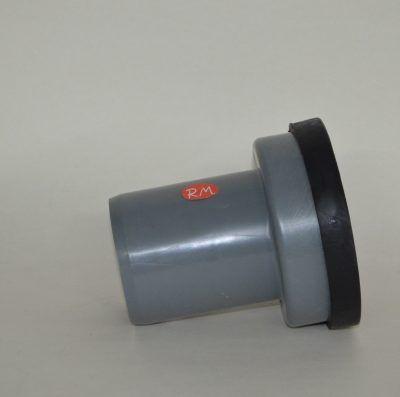 Manguito WC concéntrico PVC Ø 90 mm
