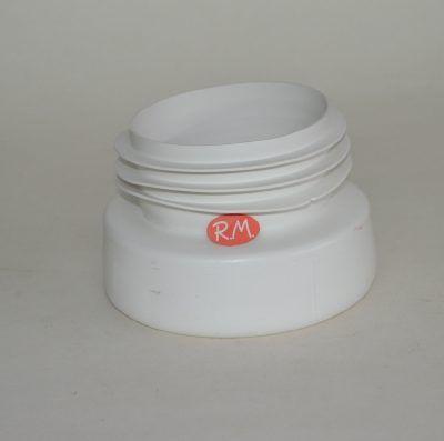 Manguito WC concéntrico Ø 96 - 114 mm
