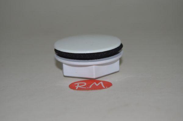 Tapón blanco orificio grifería Teka 61501009