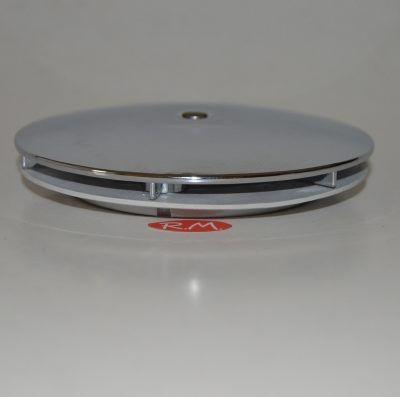 Rejilla sifón plato ducha cromada Wirquin 30719719