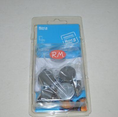 Kit elementos bisagras tapa water Roca amortiguada AI0001100R