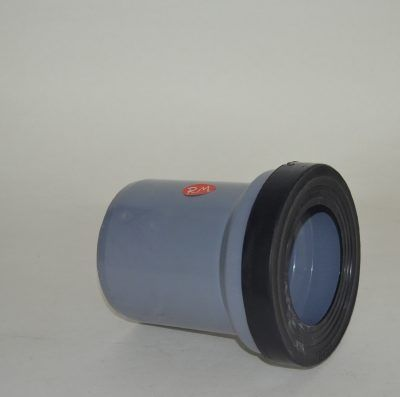 Manguito WC concéntrico PVC Ø 110 mm