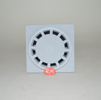 Sumidero sifónico salida vertical 10 x 10 cm