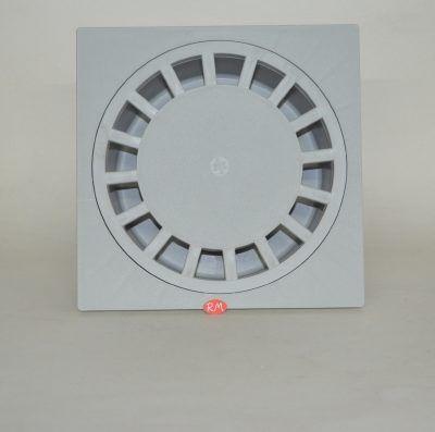 Sumidero sifónico salida vertical 30 x 30 cm