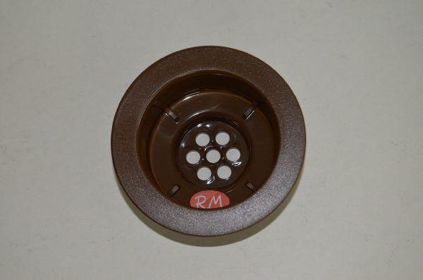 Copete sintético fregadera Teka Tekuarz marrón 99117202