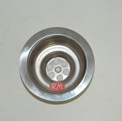 Copete fregadera inox 113 mm