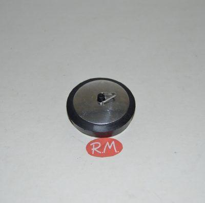Tapón goma lavabo 47 mm