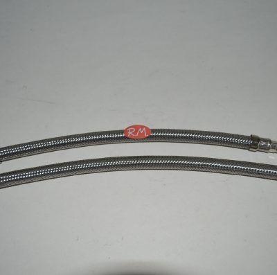 Conexión flexible grifería 30 cm H 3/8 M 9 mm