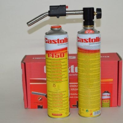 Equipo de soldadura fuerte Castolin 45090XPC