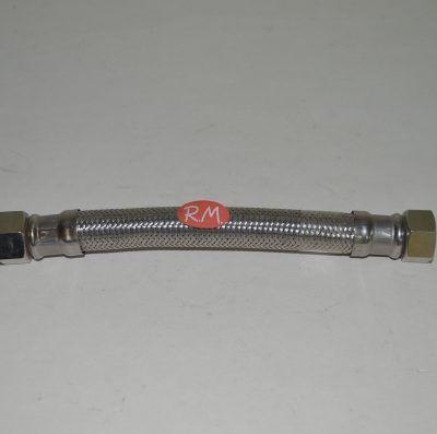 Conexión flexible agua 20 cm H - H 1/2 interior 9 mm