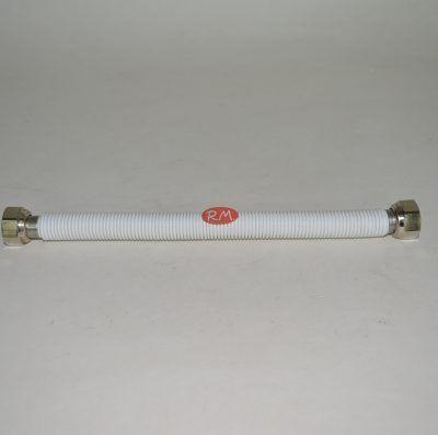 Conexión flexible extensible para gas H H 1/2 275 mm