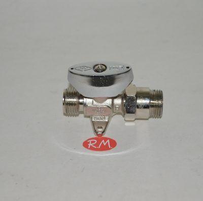 Llave de paso de gas 1/2 con limitador de caudal
