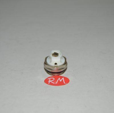 Purgador aire manual para radiador 1/2 cabeza de plástico