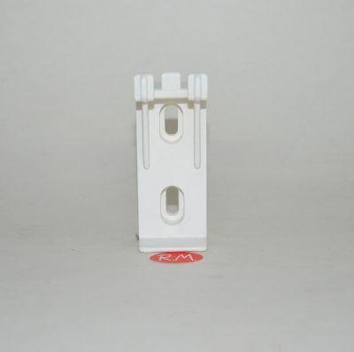 Soporte radiador 2 uña plástico