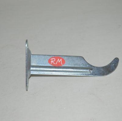 Soporte radiador aluminio 135 mm