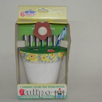 Humidificador radiador tulipo