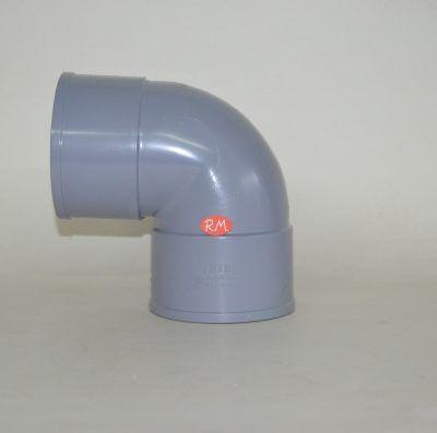 Codo 87° PVC Ø110 mm H H
