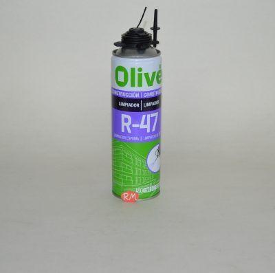 Limpiador de espuma poliuretano Olivé R-47