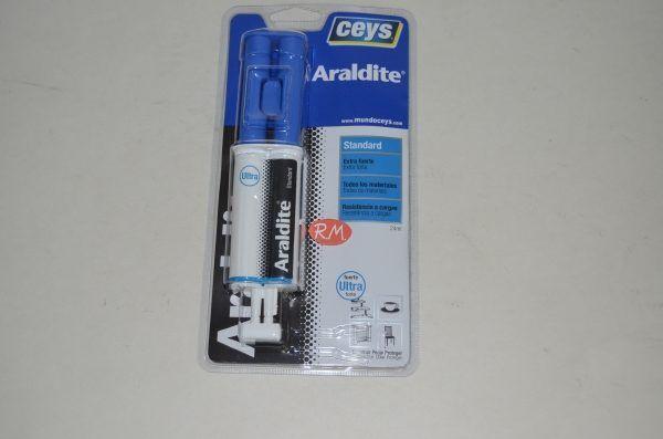 Ceys Araldite standard jeringa 24 ml 510105