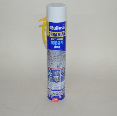 Espuma de poliuretano Quilosa 750ml