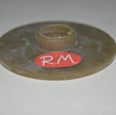 Goma cierre descarga wc Roca 68 x 18 mm con cuello