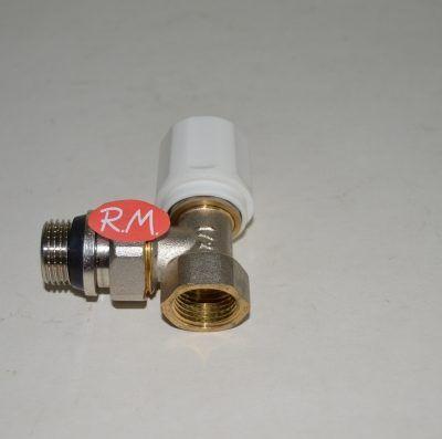 Llave escuadra radiador roscar M 1/2 a H 1/2
