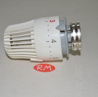 Cabezal termostático llave radiador Waft 0201740001