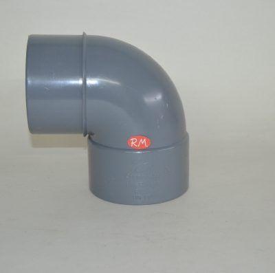 Codo 87° PVC Ø110 mm M H