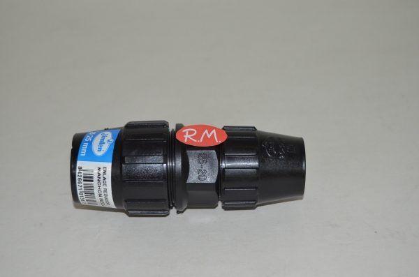 Enlace reducido polietileno 25 - 20 mm