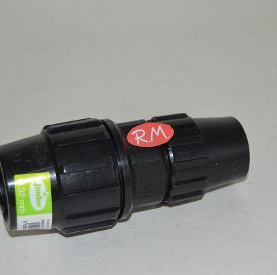 Enlace reducido polietileno 32 - 25 mm