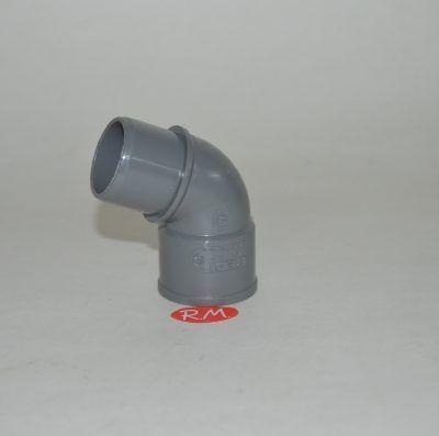 Codo 67° PVC Ø32 mm M H