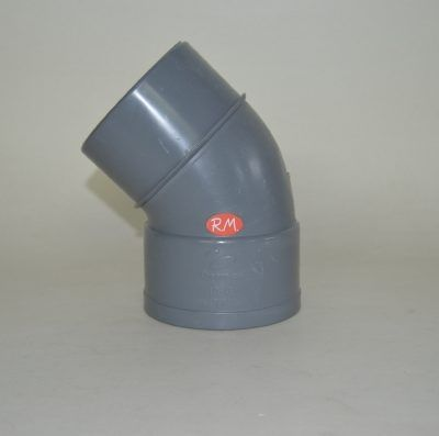Codo 45° PVC Ø110 mm M H