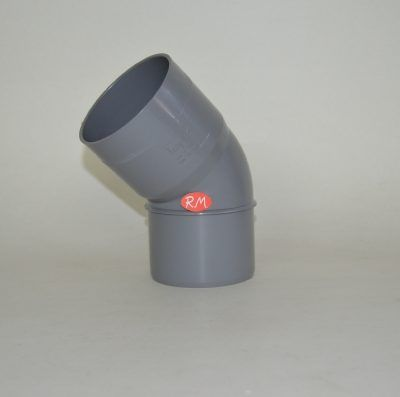Codo 45° PVC Ø90 mm M H