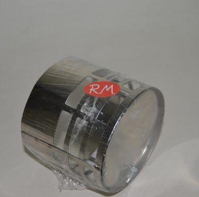 Deflector inox condensación Ø80 mm