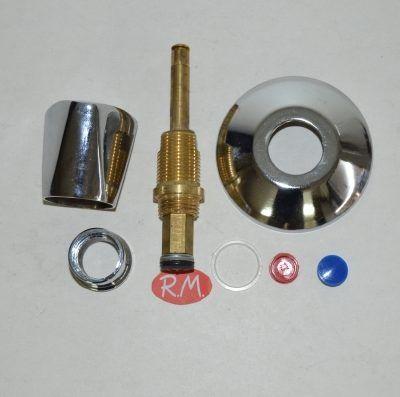 Montura grifo agua empotrar sanicap 17/150