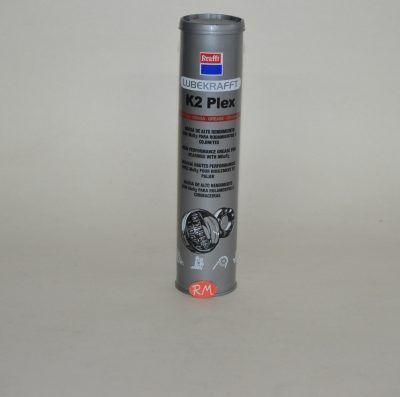 Grasa de alto rendimiento Lubekrafft 400 gr K2 PLEX