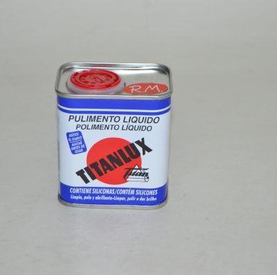 Pulimento líquido Titanlux 125ml