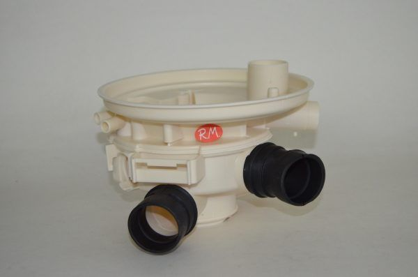 Pocito union tubos motor lavavajillas Electrolux 1527957128