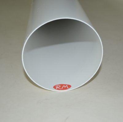 Tub pla tubo redondo Ø100 mm x 1500 mm