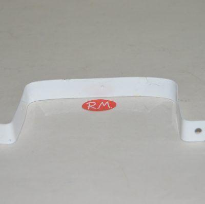 Tub pla abrazadera rectangular 55 x 110 mm