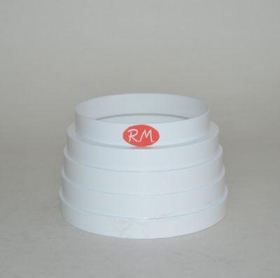 Tub pla multicono reductor de Ø125 a Ø100 mm