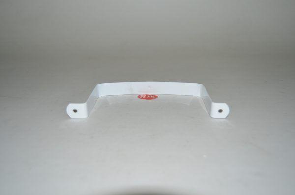 Tub pla abrazadera rectangular 60 x 120 mm