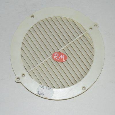 Rejilla ventilación redonda Ø120 mm