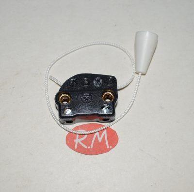 Interruptor unipolar de tirador 410