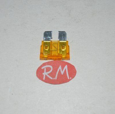 Fusible para automóvil 5A naranja