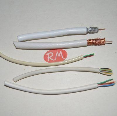 Cable Antena - Teléfono