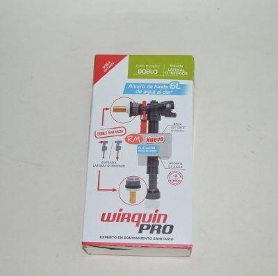 Grifo flotador Wirquin cisterna lateral e inferior universal